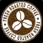 Moe Coffee - Best Cafe in San Diego - Fresh Roasted Coffee Badge
